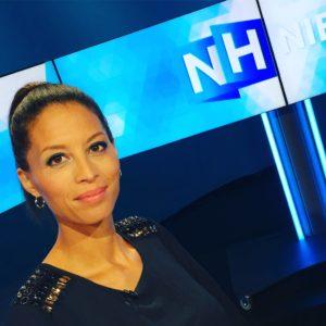 NH-tv's Maureen du Toit presenteert het GGD 2017